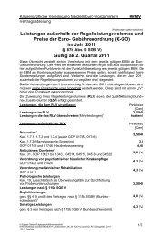 33 kB - Kassenärztliche Vereinigung Mecklenburg-Vorpommern