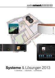 Systeme & Lösungen - audio network Distribution GmbH & Co.KG