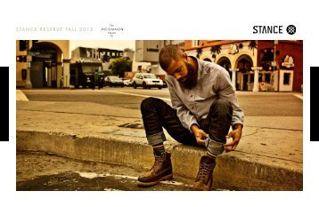 STANCE RESERVE FALL 2012