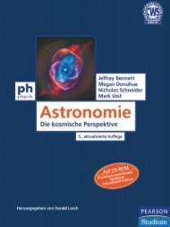 Astronomie - Die kosmische Perspektive ... - Pearson Studium