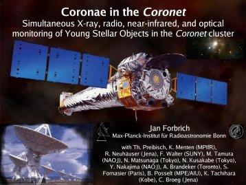 Coronae in the Coronet