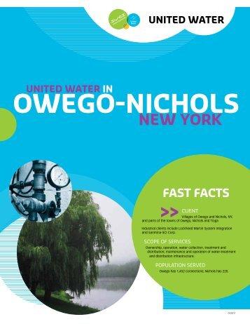 OWEGO-NICHOLS - United Water