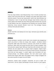 Tugas REA (dikumpulkan Rabu, 3 Maret 2010) - Blog Staff UI