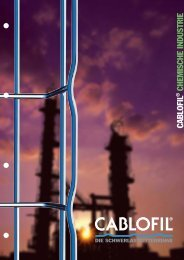 Broschüre Cablofil Chemie Leafletpdf, 1.8 MB - Legrand