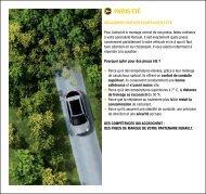 PNEUs ÉTÉ - Renault