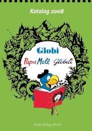 Katalog 2008 - Globi Verlag