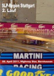Rennbericht - Slot-Racer.de **HIGHWAYSTAR