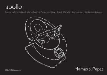 apollo - Mamas & Papas