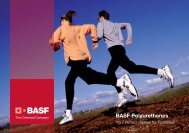 PU - Your Perfect Partner for Footwear - BASF Polyurethanes Asia ...