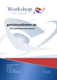 gerichtsvollzieher.de - Workshop Software GmbH