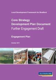 Local Infrastructure Plan Bradford Metropolitan District