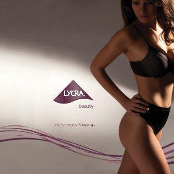 Descargar el folleto para los tejidos LYCRA® beauty. - LYCRA.com