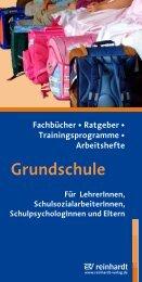 Lernschwächen - Ernst Reinhardt Verlag