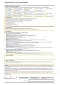 Analysebogen zum Anlageverhalten - Seite 3
