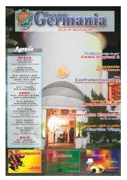 Boletim 50 - Março e Abril 2009.pmd - Sociedade Germania