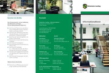 Informationsdienst - Der Sächsische Landtag