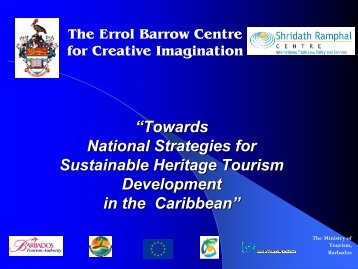 """Towards National Strategies for Sustainable Heritage Tourism ..."