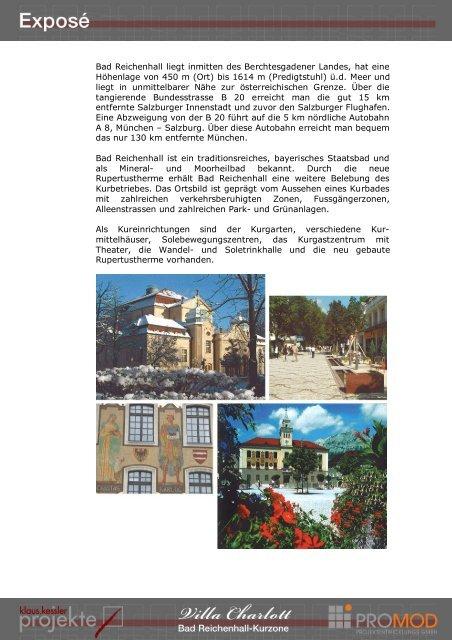 Die Villa Charlott, erbaut um die Jahrhundert ... - kessler.projekte