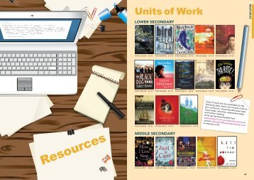 Units of Work - Penguin Books Australia