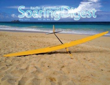 RCSD-2013-05 - RC Soaring Digest