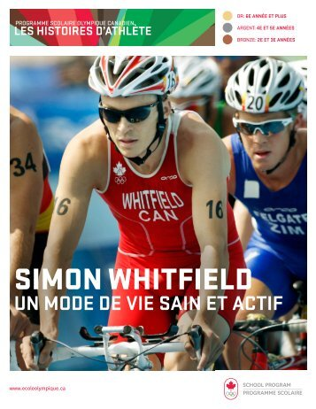 Simon Whitfield (4e - 5e anneés) PDF