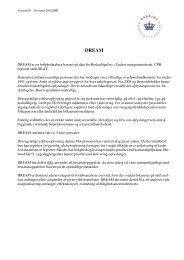 DREAM koder - version 28 - Danmarks Statistik