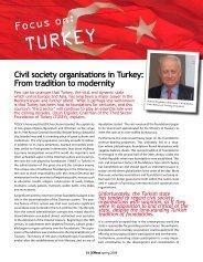 Civil society organisations in Turkey - Valuenetwork.org.uk