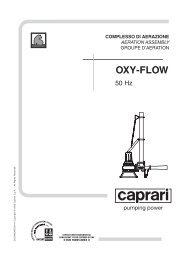 OXY-FLOW - Caprari