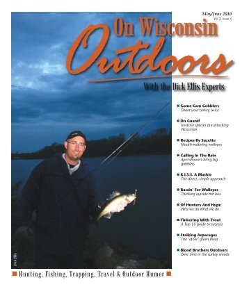 Hunting, Fishing, Trapping, Travel & Outdoor Humor - On Wisconsin ...