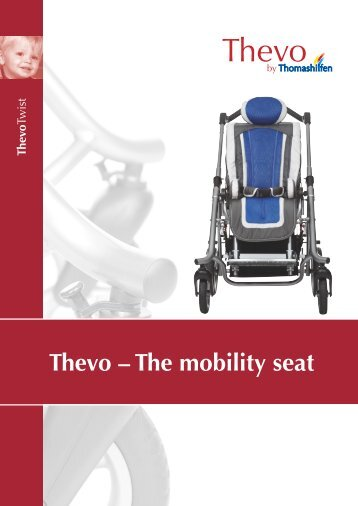 Thevo – The mobility seat - Tendercare Ltd
