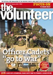 Magazine - NWRFCA - Northwest Reserve Forces & Cadets ...