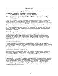 sponsorship (PDF) - Unitarian Universalist Association