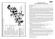 Návod montáže - BK 802_O (PDF, 281 kB) - Rostex