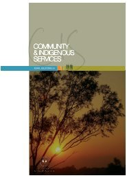 Community & Indigenous Services - Rural Solutions SA - SA.Gov.au