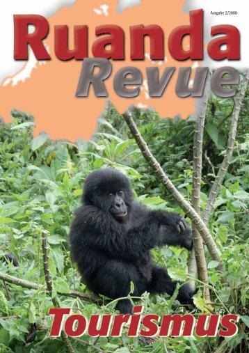 Ausgabe 2/2008 - Partnerschaft Ruanda