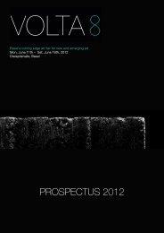 PROSPECTUS 2012 - Volta