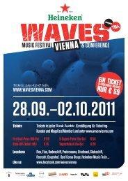 nur € 59 - Waves Vienna