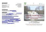 Levende Vassdrag 2013