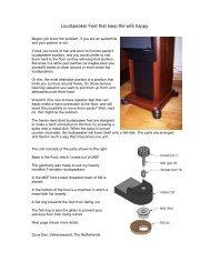 Measurement and Visualization of Loudspeaker Cone     - DIY