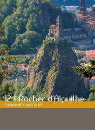 12 | Rocher d'Aiguilhe - Vacances en Auvergne