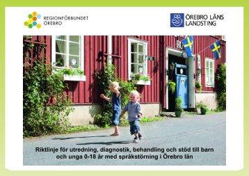 PPH, Kerstin Brandell - Örebro läns landsting
