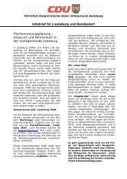 CDU Infobrief herunterladen - CDU Jesteburg