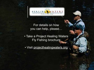 For details on how you can help, please. ‡ Take a Project Healing ...