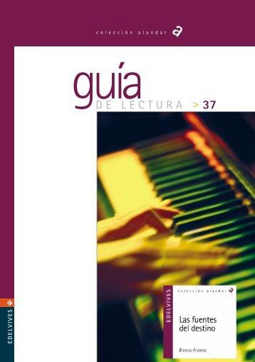 guíaDE LECTURA > 37 - SEHACESABER.ORG