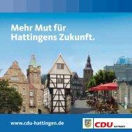 Barbara Niemann - CDU Hattingen