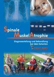 Register für SMA-Patienten - Deutschen Muskelstiftung