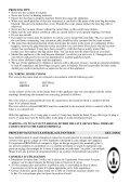 VACUUM CLEANER BLACK PANTHER II - Princess - Page 7