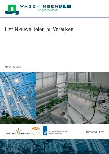 Het Nieuwe Telen bij Vereijken - Energiek2020