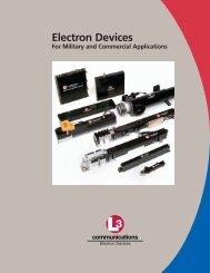 L3 Product Brochure31.indd - L-3 Communications