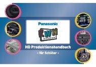 HD Produktionshandbuch - Panasonic
